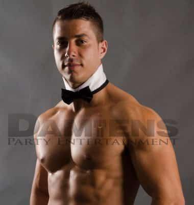 arni newcastle topless waiters hire