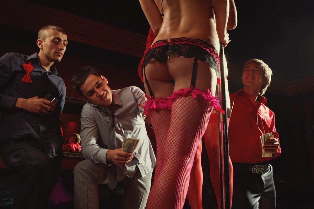 bucks package newcastle strippers