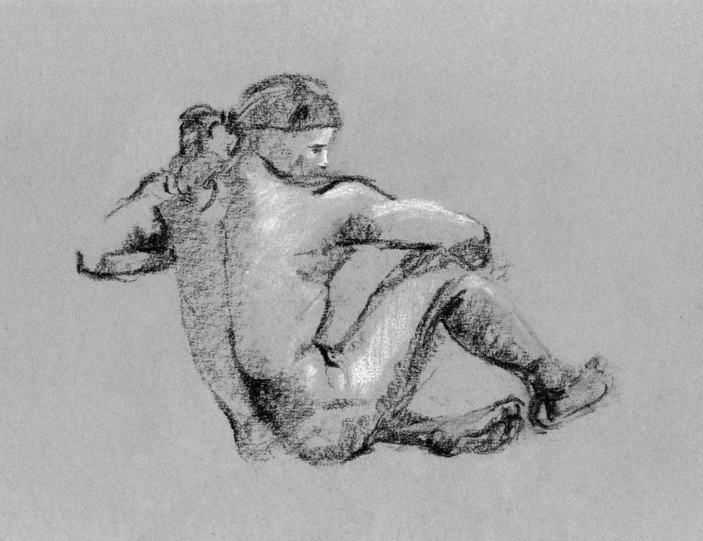 life drawing feature