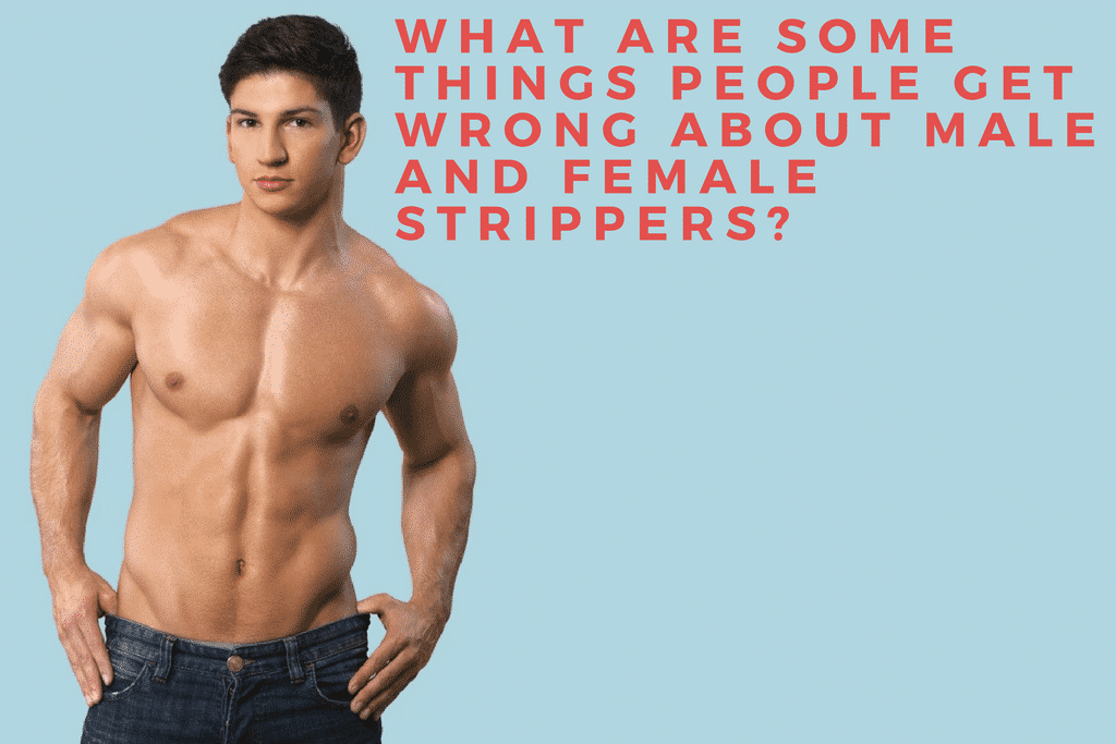 7 Misconceptions About Strippers