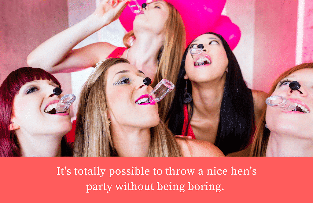 How to Throw a Classy Hen's Party With a Sexy Edge -